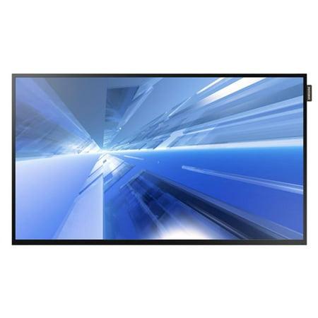 Samsung – DM-E Series 40″ Slim Direct-Lit LED Display for Business DM40E