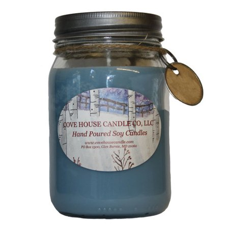 Cove House Candle Co Moon Lake Musk Jar Candle