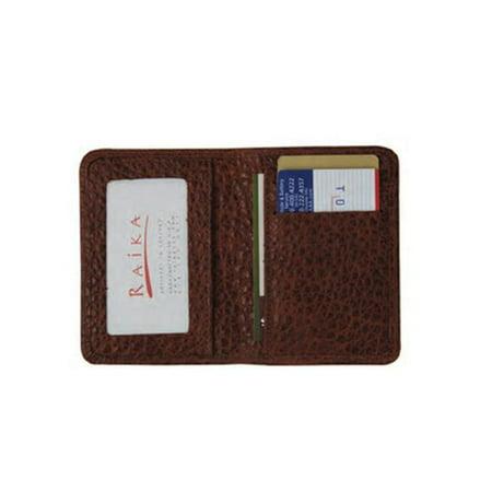 Raika SF 231 BLK Credit Card & ID Wallet - Black - image 1 de 1