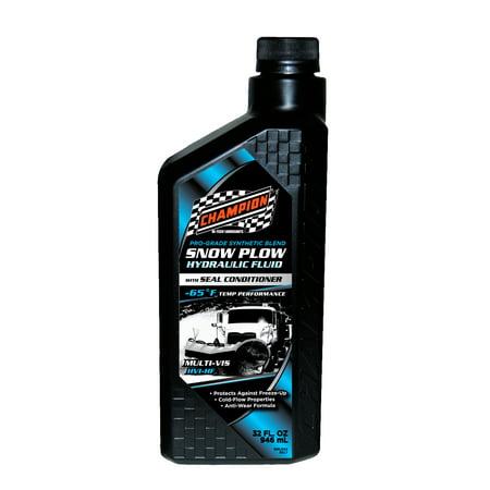 Champion Brands 4013H Oil ProGrade Snow Plow Hydraulic Oil