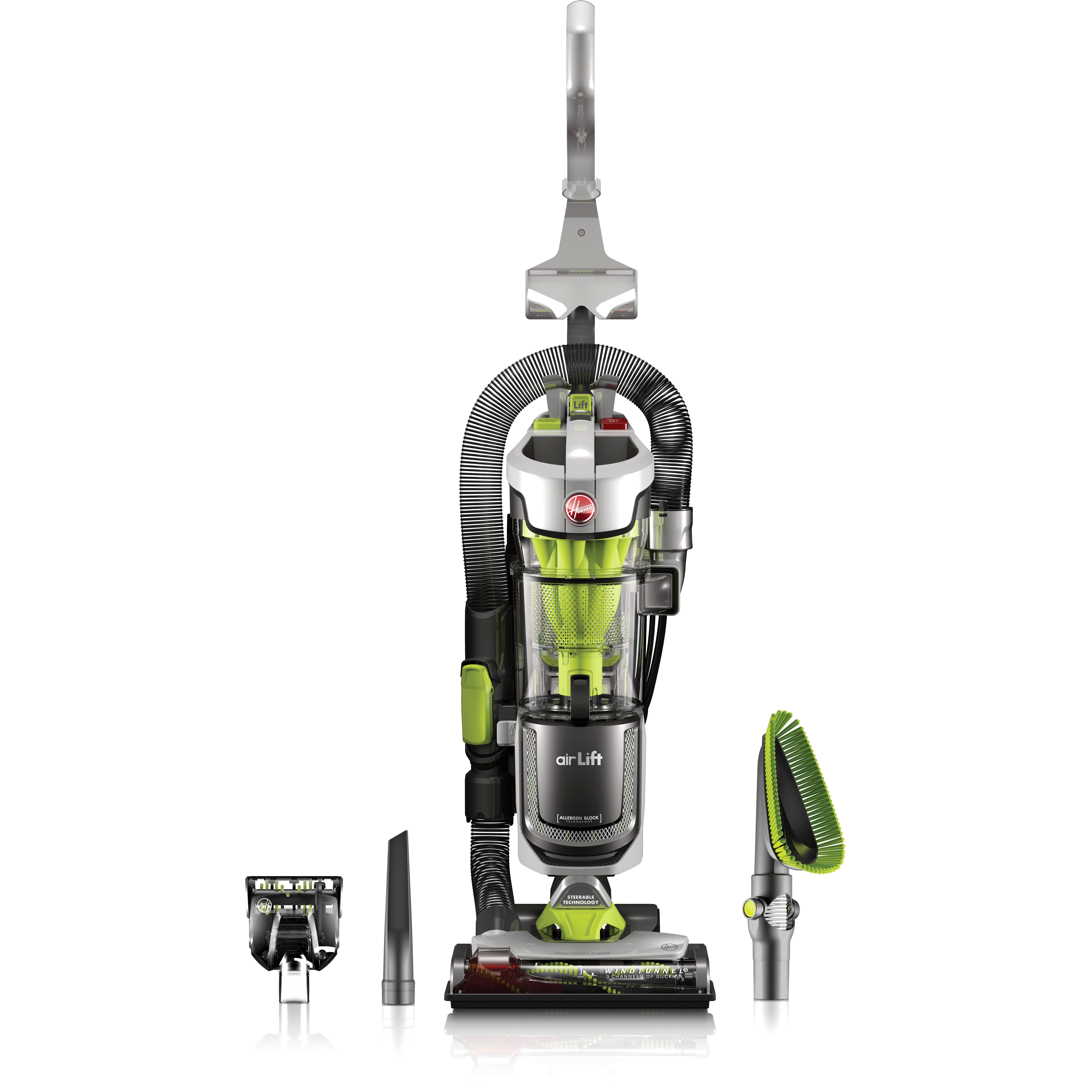 Air Lift Steerable Upright Vacuum by Techtronic Industries Co. Ltd