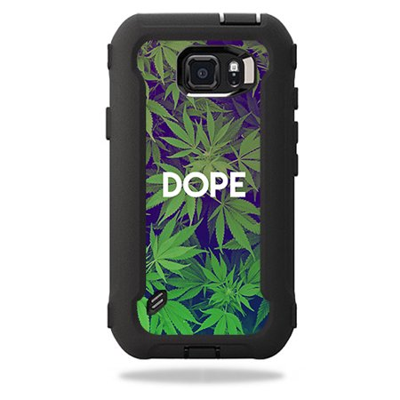 Skin For OtterBox Defender Samsung Galaxy S6 Active Case – Dope | MightySkins Protective, Durable, and Unique Vinyl Decal wrap cover | Easy To Apply, Remove, and Change Styles | Made in the