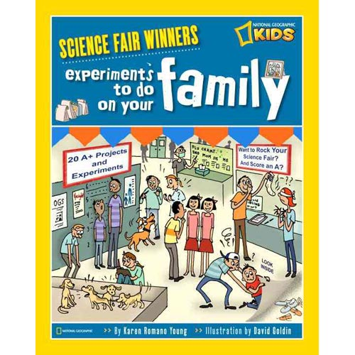 Experiments to Do on Your Family