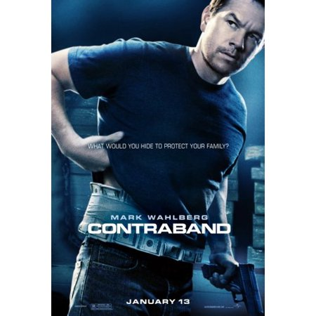Contraband Movie Poster 24X36
