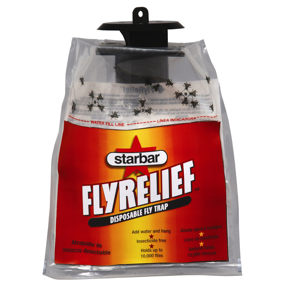 Starbar   Fly Relief Disposable Fly Trap