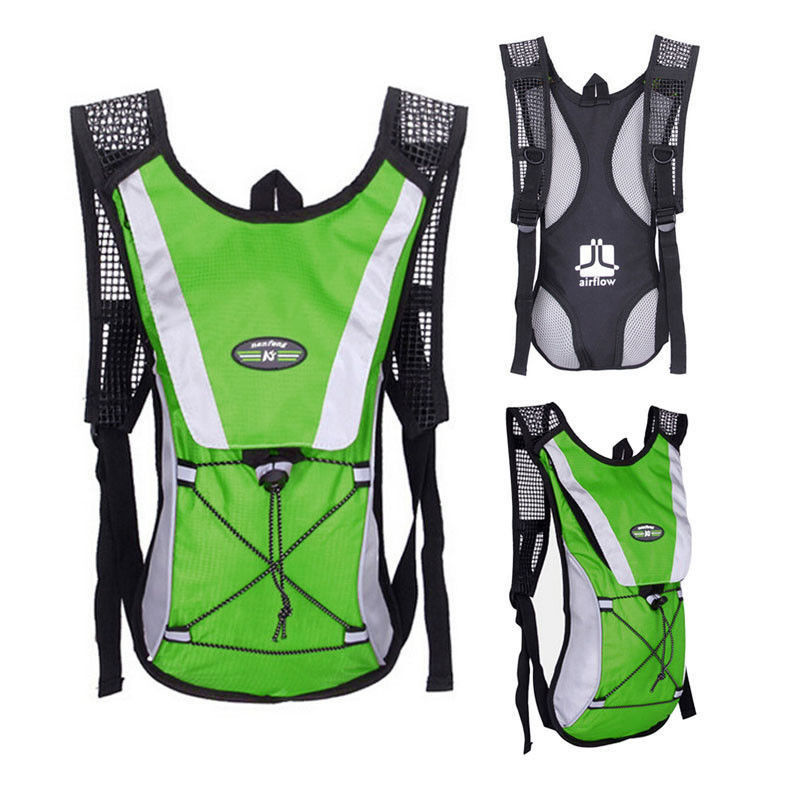 Hydration Pack ,Water Backpack with 2L Water Bladder Perfect For Running Cycling Hiking Climbing Pouch by