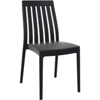 Soho Dining Chair  Black - Set of 2