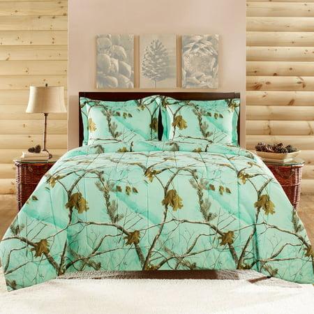 Realtree Brights Bedding Comforter -