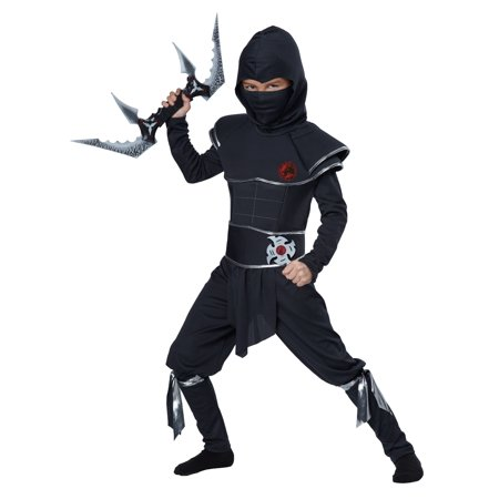 Child Ninja Warrior Costume by California Costumes 473 00473