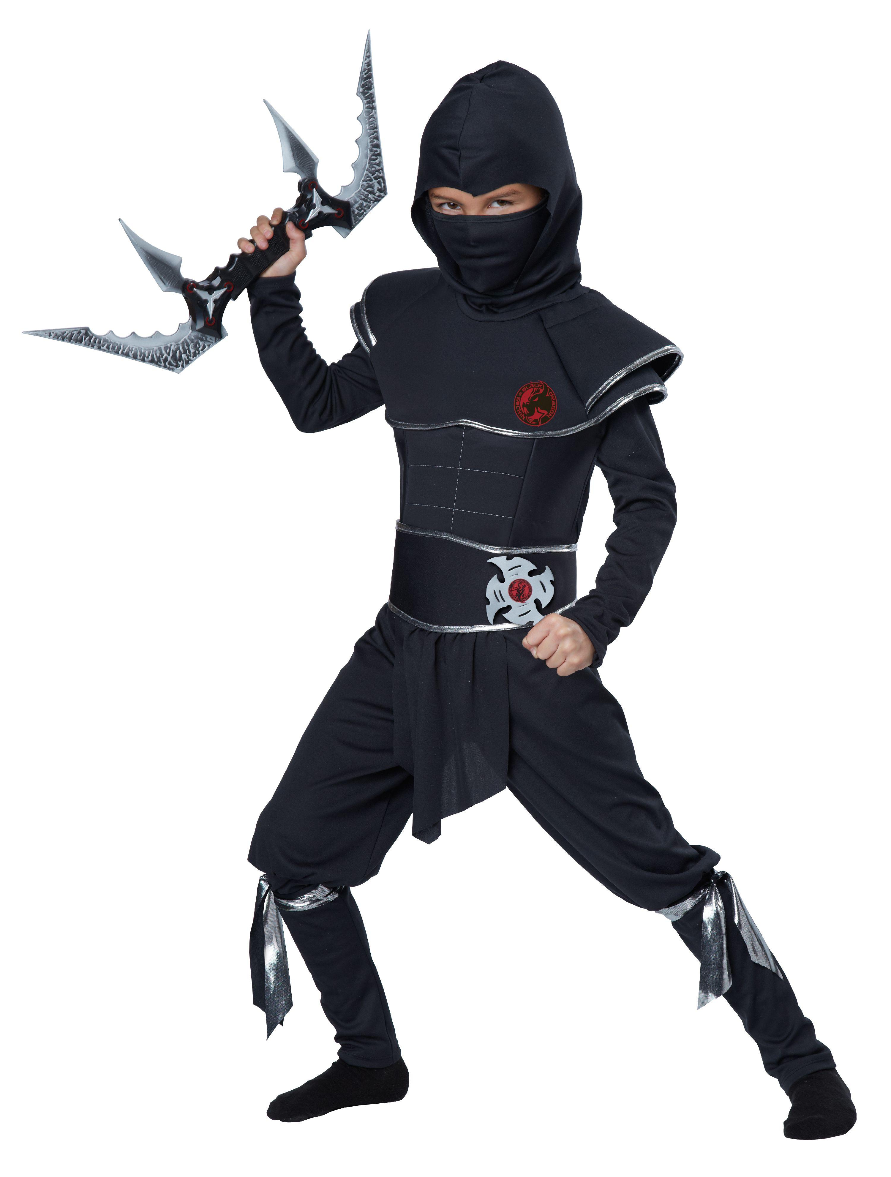 Child Ninja Warrior Costume by California Costumes 473 00473