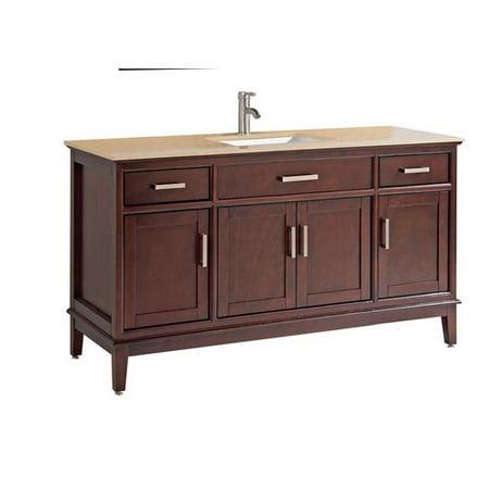 Red Barrel Studio Witwicki Modern 60 39 39 Single Bathroom Vanity Set