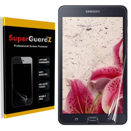 [3-Pack] For Samsung Galaxy Tab A 7.0 (2016 Release) - SuperGuardZ Ultra Clear Screen Protector, Anti-Scratch, Anti-Bubble
