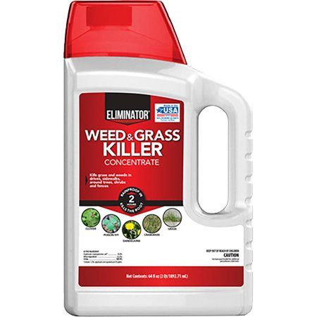 Image of Eliminator Weed and Grass Killer Liquid Concentrate, 64oz