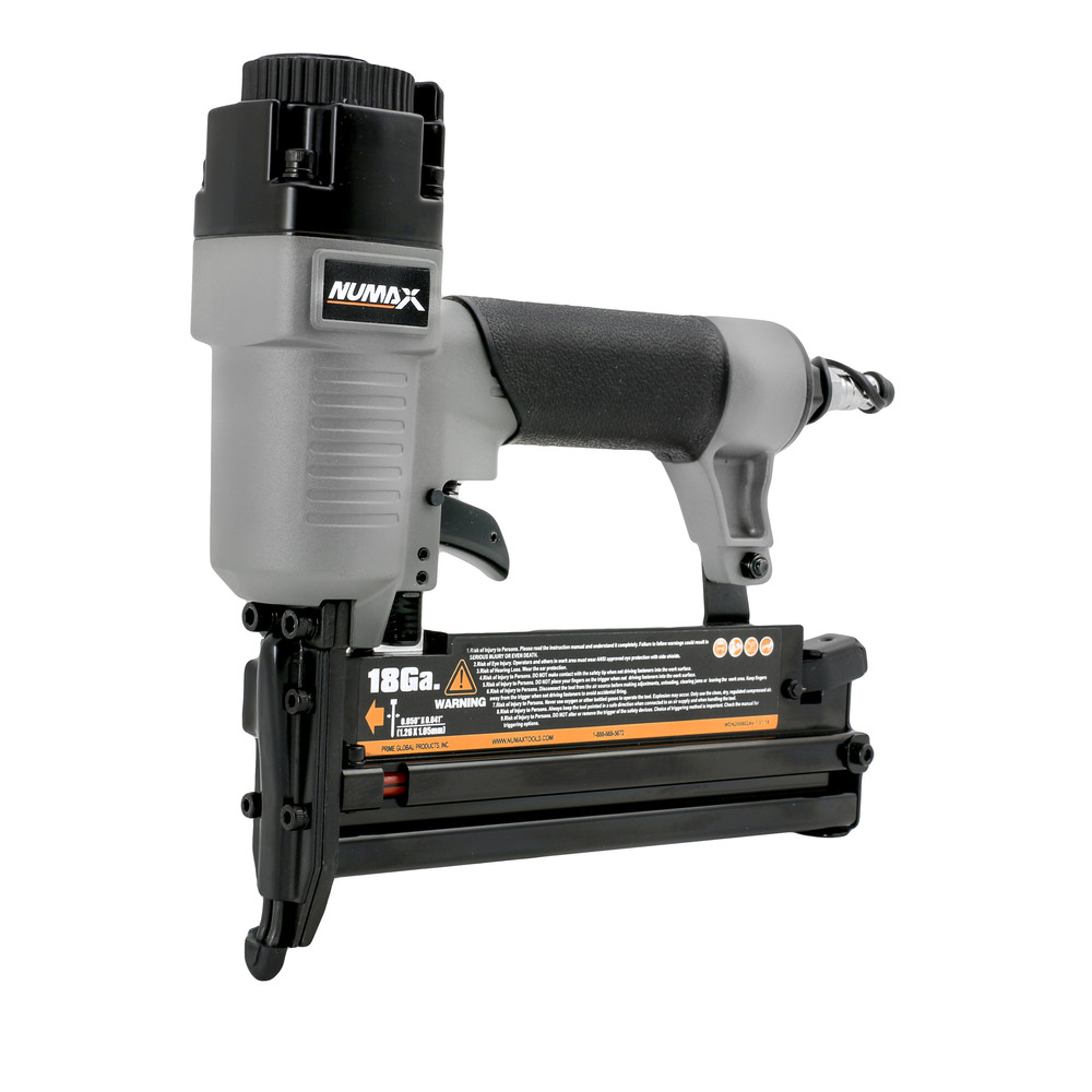 NuMax SL31 Numax 18 and 16-Gauge 3-in-1 Nailer and Stapler