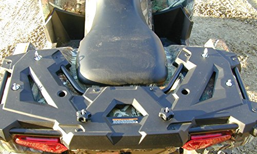 Polaris Lock /& Ride Lock and Ride Mounting Anchor Kit for Sportsman RZR ACE ATV