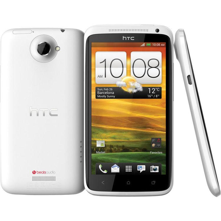 Refurbished HTC One X PJ83100 16GB White Smartphone (AT&T)