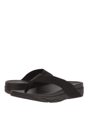 Fitflop Surfa Women's T-Strap Wedge Sandal H84-001