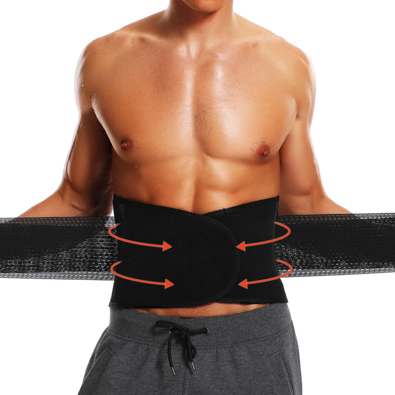 Waist Trainer Belt for Women /& Man Waist Cincher Trimmer Weight Loss Ab Belt Slimming Body Shaper Belt