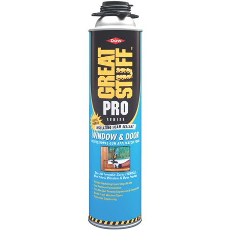 GREAT STUFF PRO Window & Door Applicator Foam Sealant