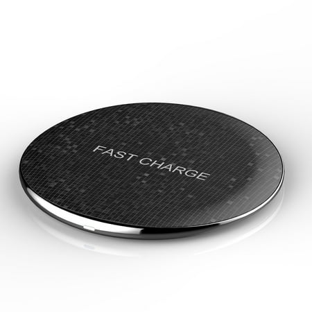 QX130F 10W Wireless Charger Mobile Fast Wireless Charger - image 5 de 6
