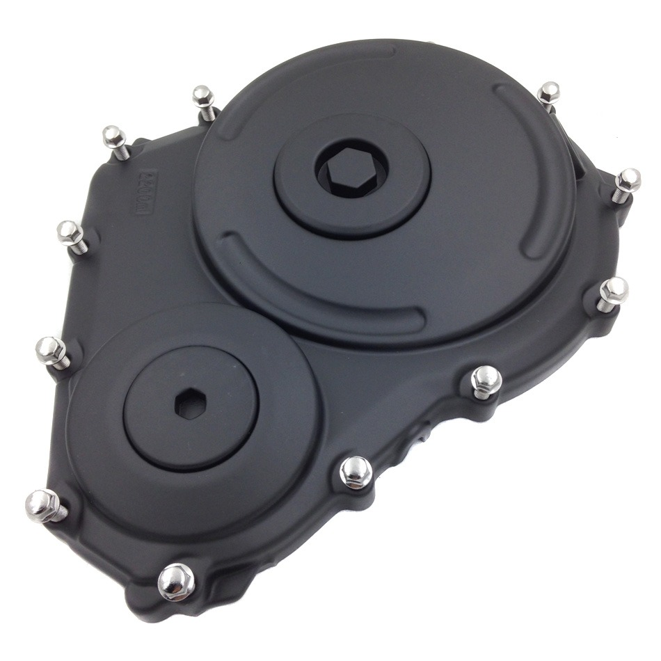 HTT Black Oem Replacement Engine Clutch Cover For Suzuki ...