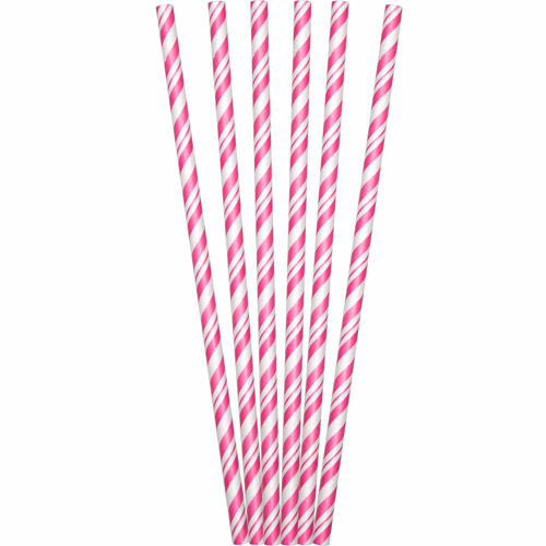 pink and white paper straws Our decorative paper straws come in packs of 25• our paper straws are made of consumable ink and 100% compostable and biodegradable paper• our paper straws are fda approved to use for liquid consumption• our paper straws are durable and will maintain their hot pink with white stars 25pc paper straws.