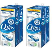 Q-tips Original Cotton Swabs 1000 count - 2 Pack