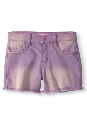 3b927418d9 Product Image LIttle Girls  4-6X Super Soft Color Denim Short