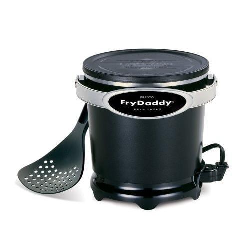 Presto 5420 Frydaddy® Electric Family-sized Deep Fryer (05420)