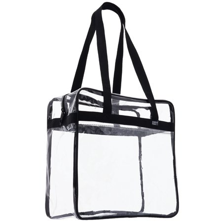 - Ensign Peak Clear Tote Bag NFL Stadium Approved - 12