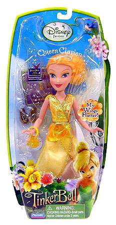 Disney Tinkerbell Queen Clarion Doll - Walmart.com