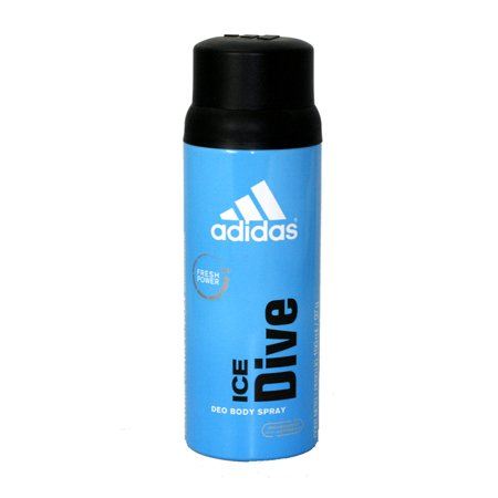 Adidas Ice Dive 24 Hr Fresh Power Deo Body Spray 150 Ml / 97g for Men by Adidas