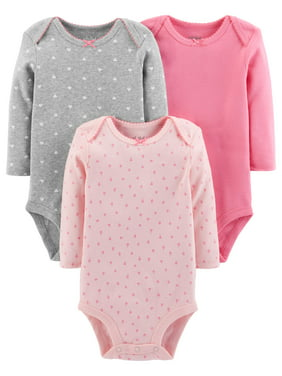 Product Image Basic Long Sleeve Bodysuits 0fb8c654b