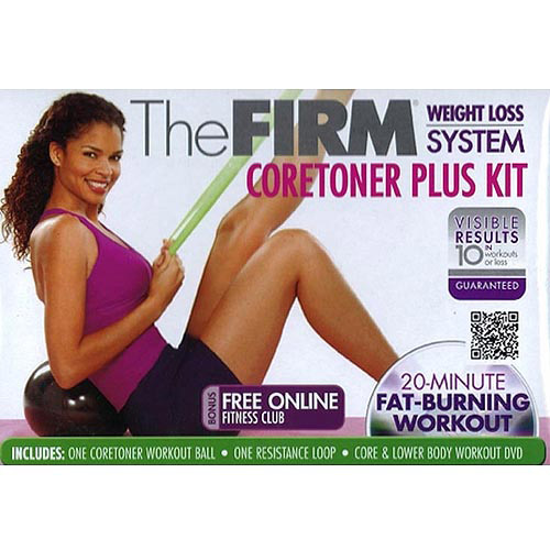 The Firm Weight Loss System: Coretoner Plus Kit