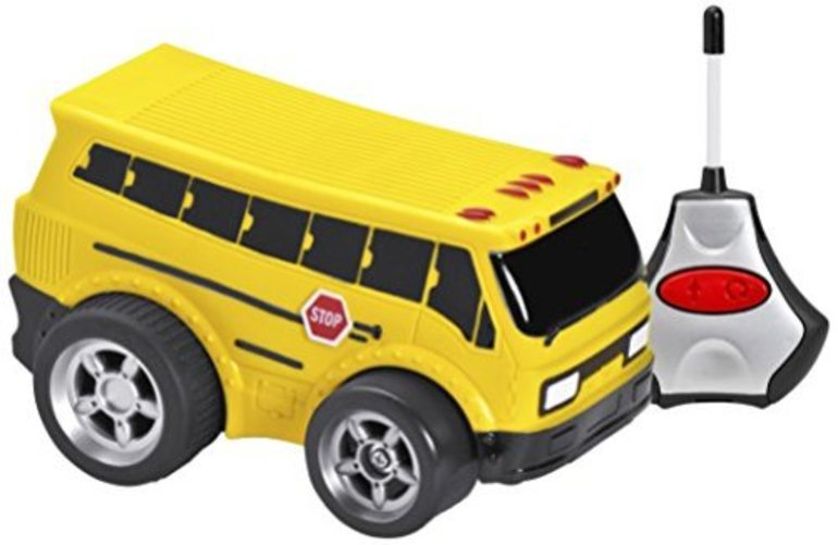 Kid Galaxy Remote Control Drivers School Bus by Kid Galaxy