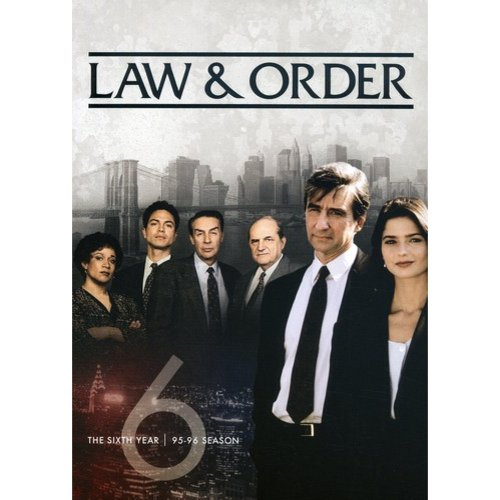 Law & Order: The Sixth Year (Widescreen)