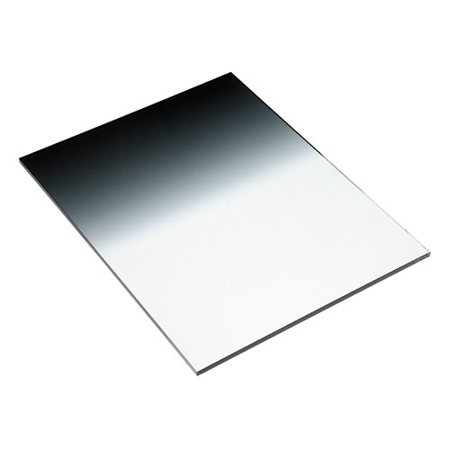 Fotodiox Pro 6.6  x8.6  Rectangular 0.9 (3 Stops) Hard Edge Graduated Gray, Neutral Density (ND) filter for WonderPana