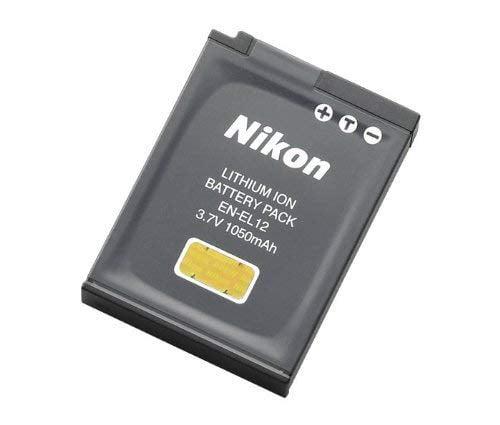 P300 S9700 3x BATTERY 700mAh for Nikon CoolPix S9300 EN-EL12