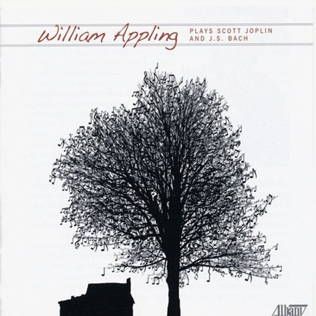 William Appling Plays Joplin & Bach (This Item Cannot Be Played Apple Music)