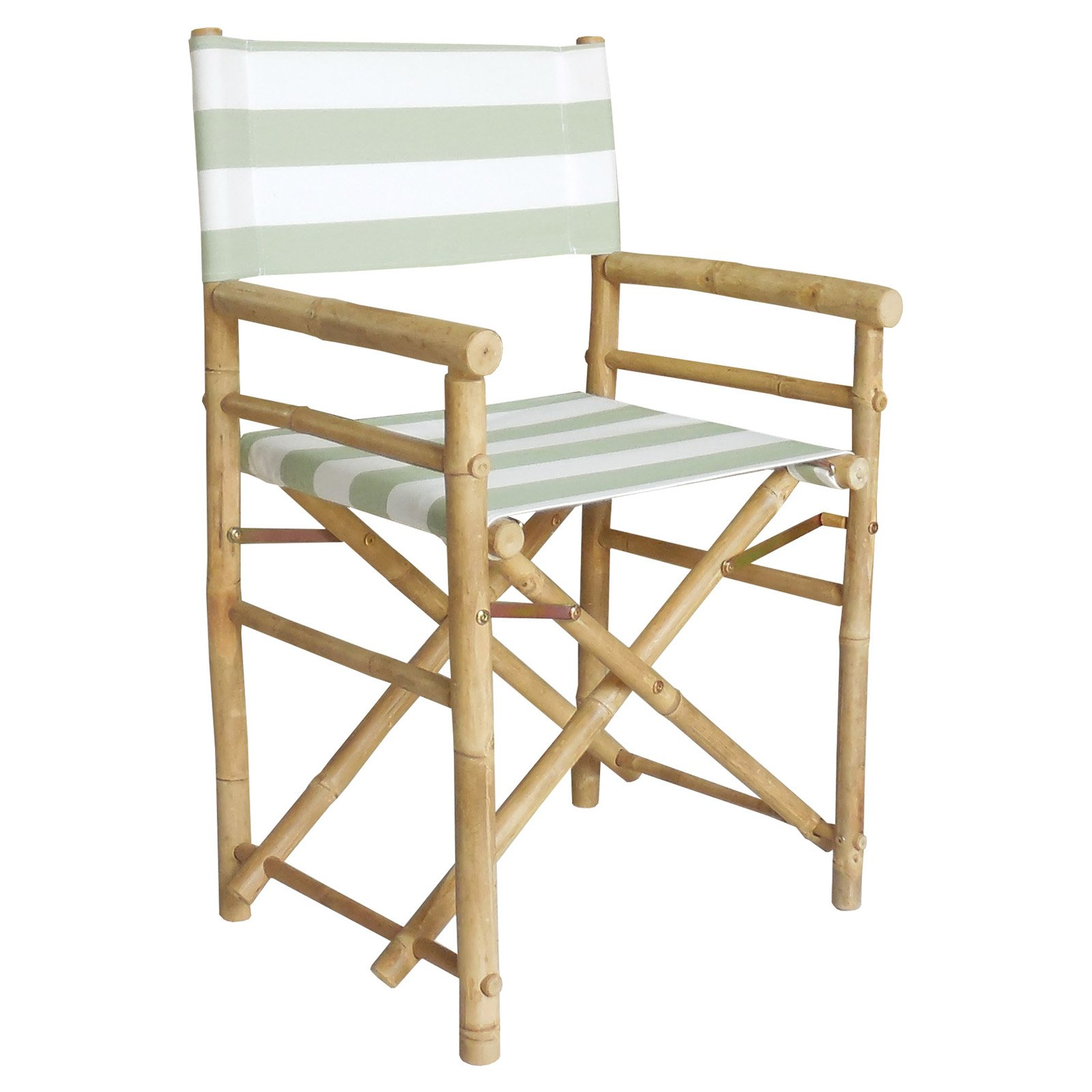 Bamboo Directors Chair Canvas Cover Set   Walmart.com