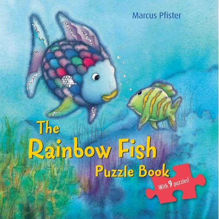 Rainbow Fish Puzzle Book (Board - Rainbow Fishes