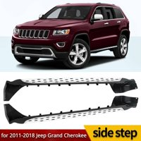 FIT 2011-2019 Jeep Grand Cherokee Side Step OE Style Nerf Bars Running Boards