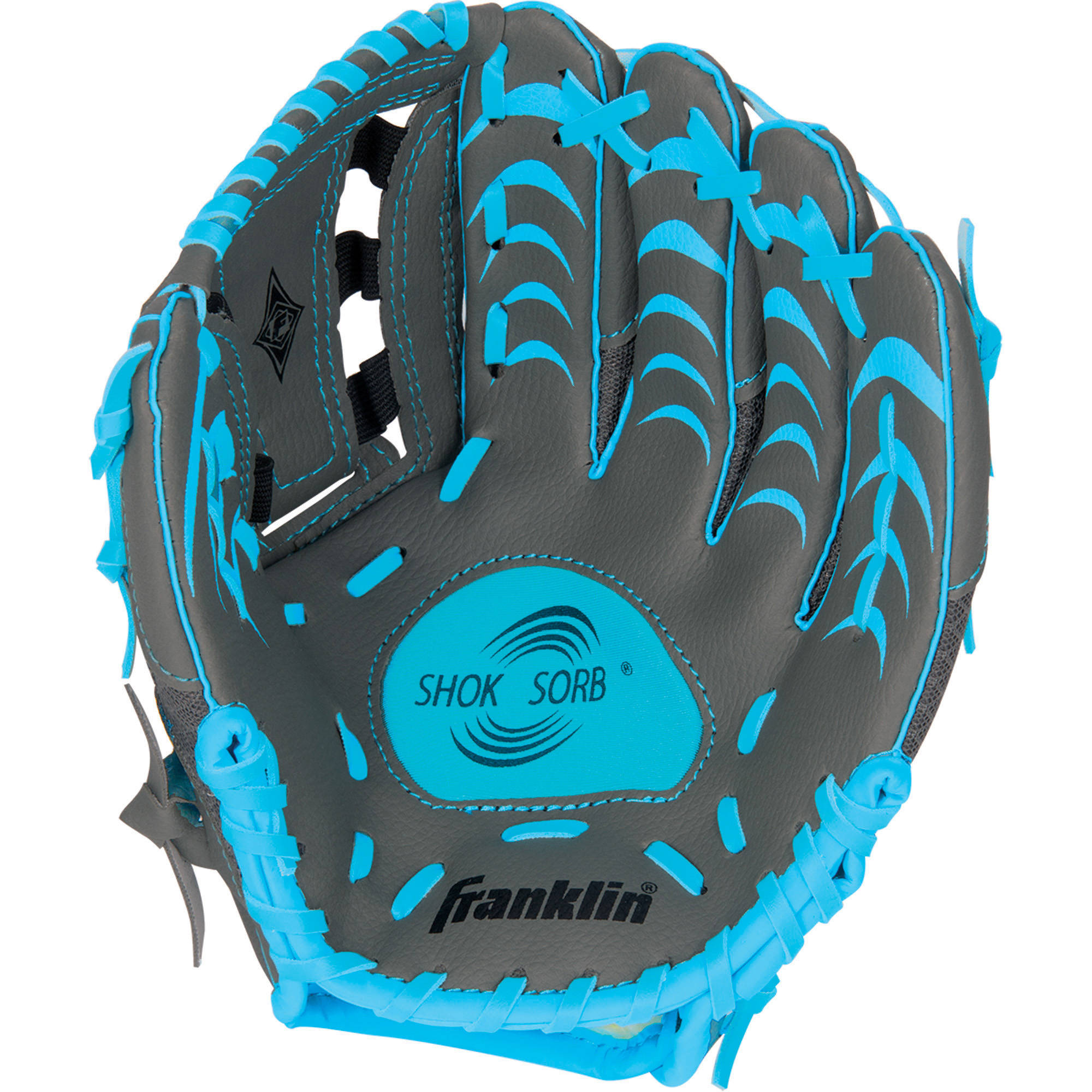 "Franklin Sports 10.5"" Infinite Web/Shok-Sorb Series Baseball Glove"