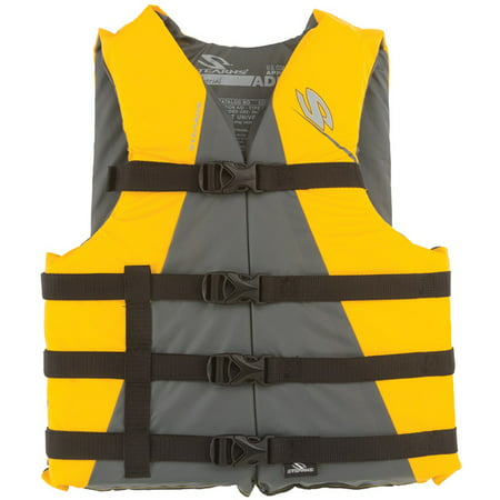 Stearns Adult Watersport Classic Series Life Vest, -
