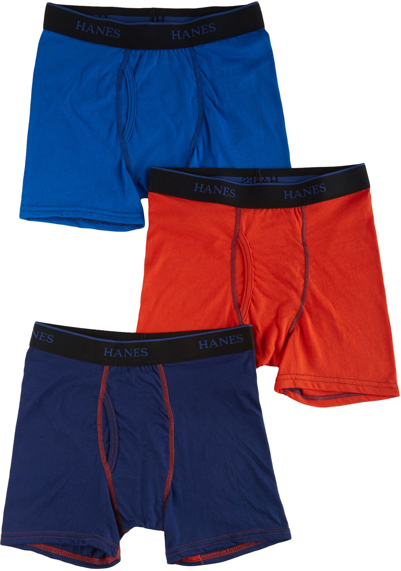 Hanes Boys 3-Pack Ultimate X-Temp Boxer Brief