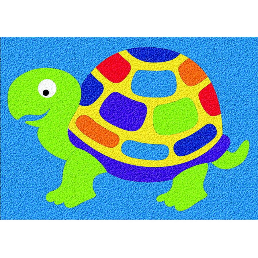 Generic Turtle Crepe Rubber Puzzle
