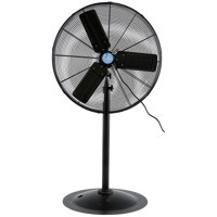 "iLIVING 30"" Commercial Pedestal Floor Fan"