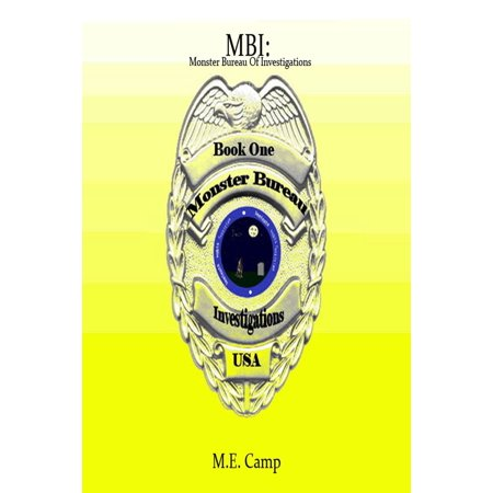 MBI: Monster Bureau Of Investigations - eBook