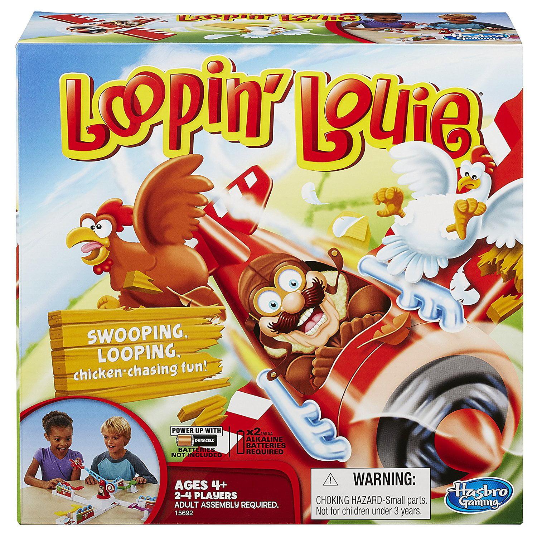 Hasbro Gaming Loopin Louie by Hasbro