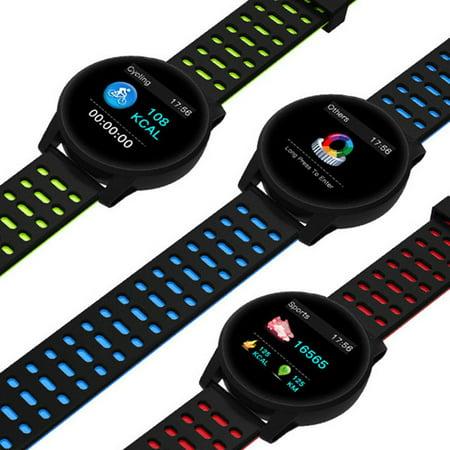 Smart Bracelet B2 Smart Watch Silicone Outdoor Sports Bracelet Pedometer - image 4 de 6